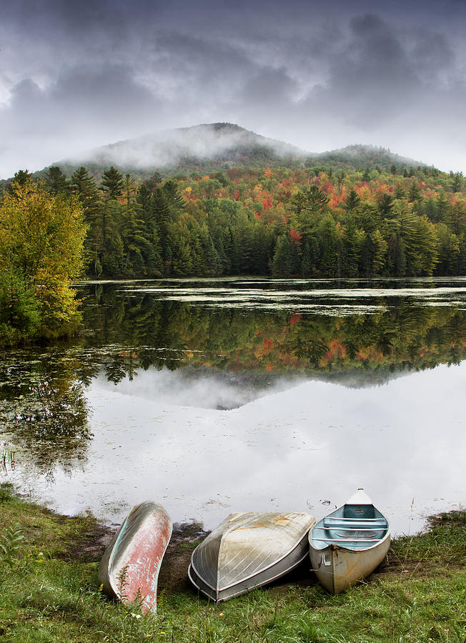 Flavor Of The Adirondacks Photograph