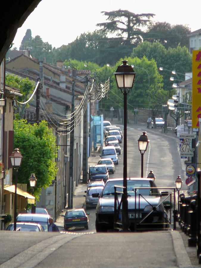Fleurance City Photograph