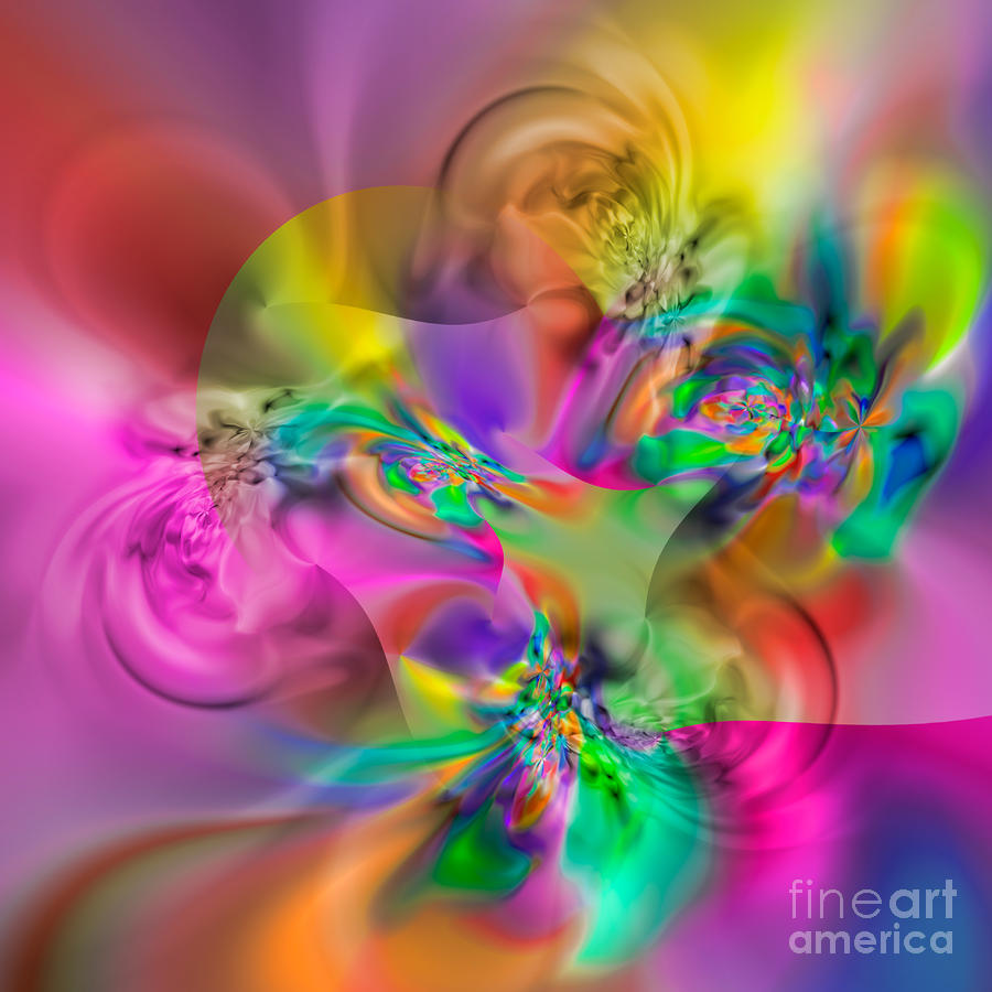 Flexibility 34eaa Digital Art