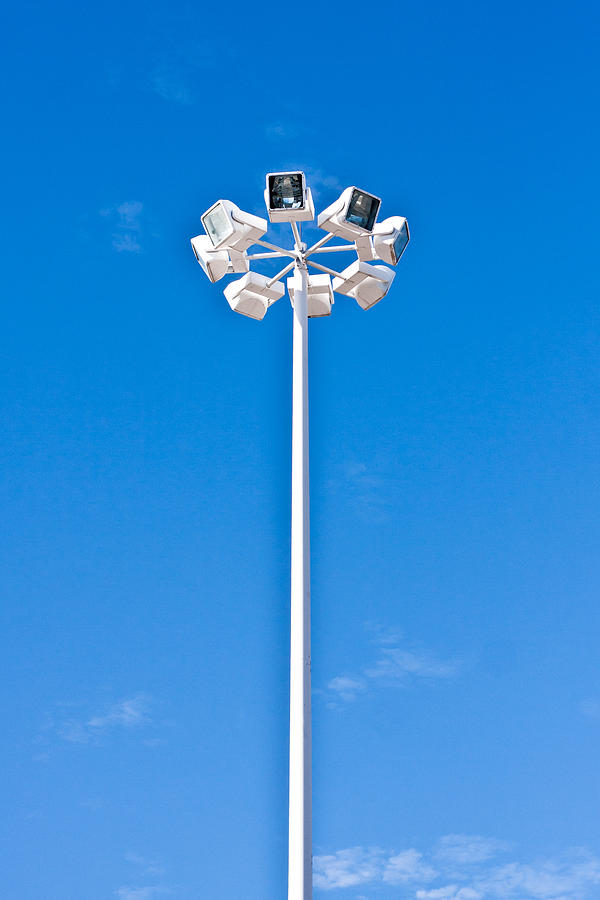 Floodlight Photograph