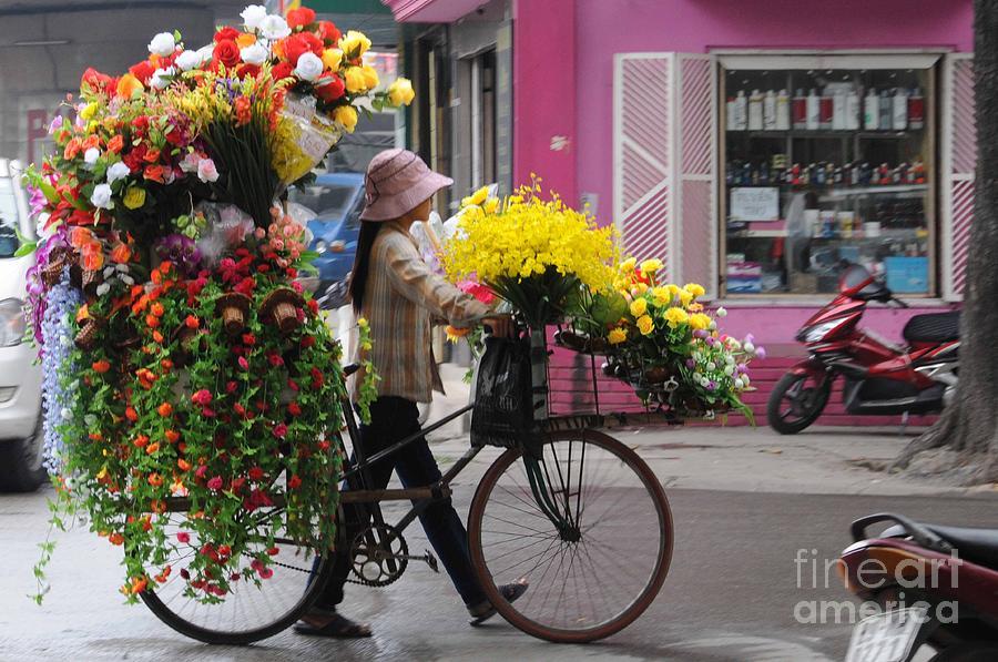 Floral Ride Photograph