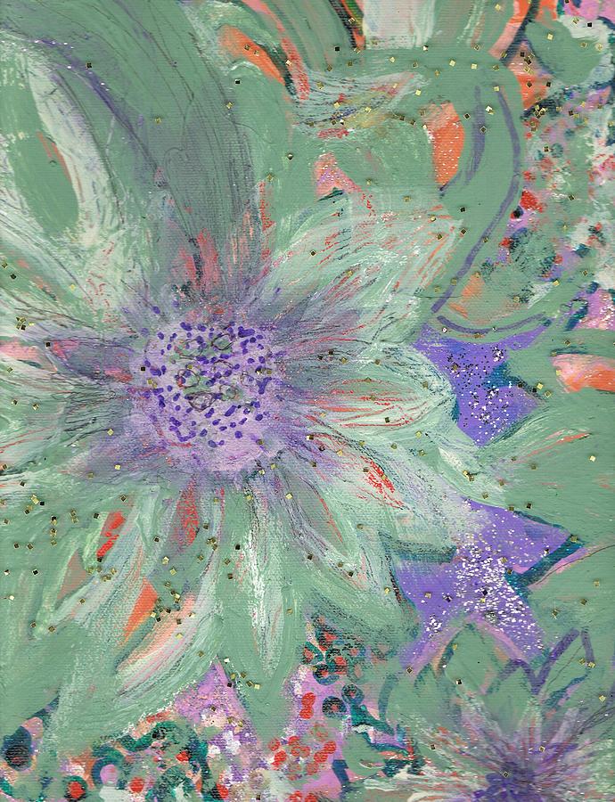 Flores De Amor Painting
