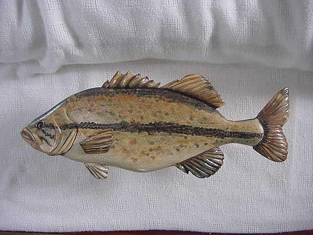 Florida Largemouth Bass-sold Relief