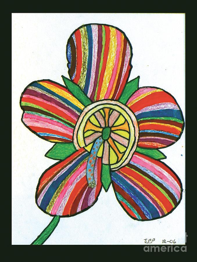 Flower Mixed Media