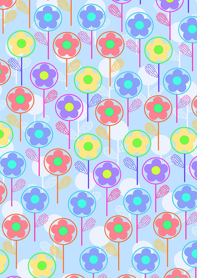 Flowers Digital Art