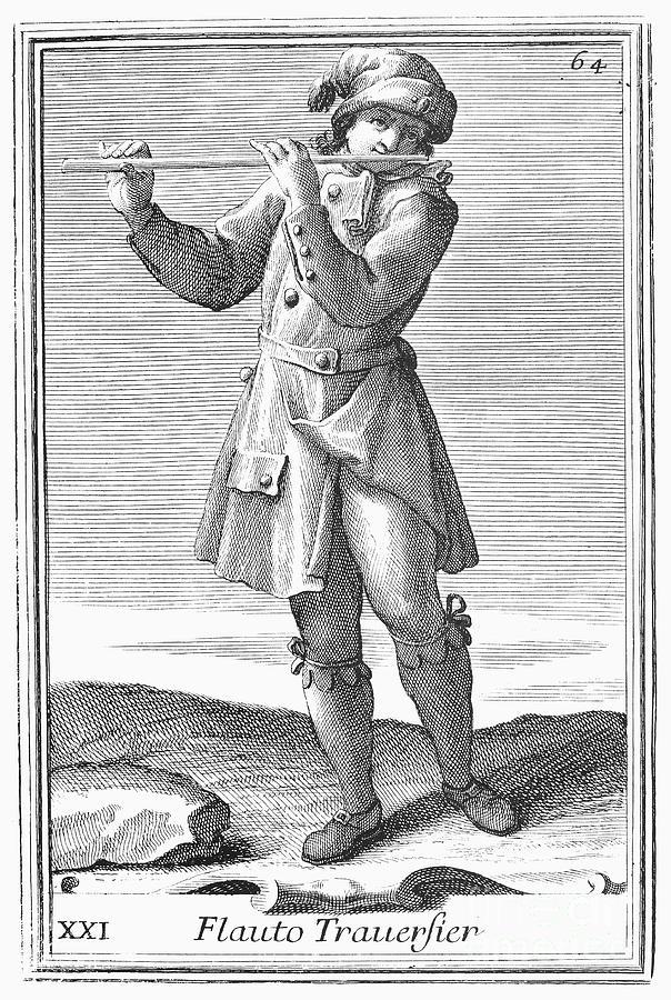 Flute, 1723 Photograph