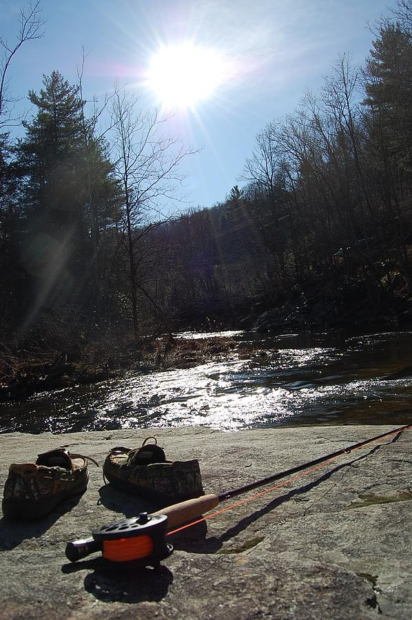 Fly fishing in boone nc by lila jones for Fishing in boone nc