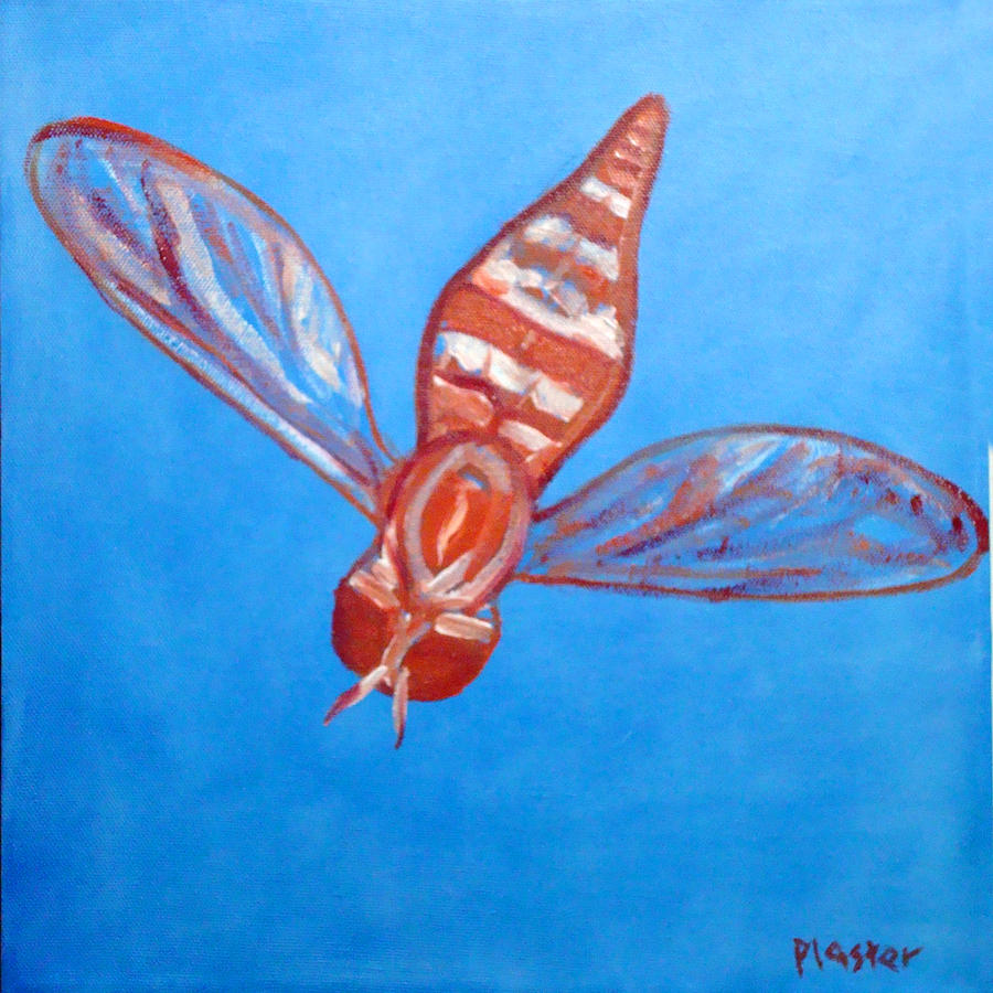 Fly South Painting  - Fly South Fine Art Print