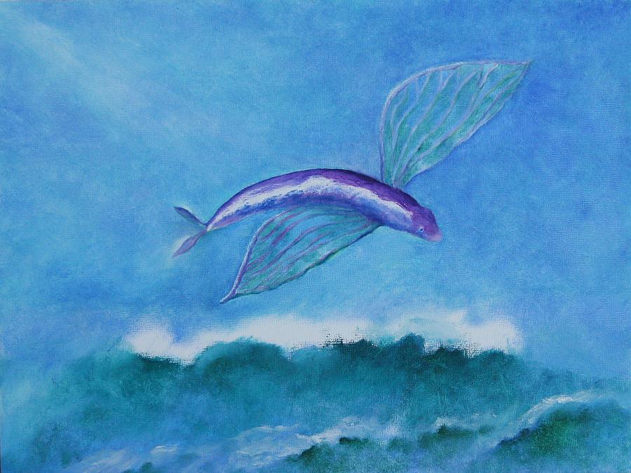 Flying fish by rf hauver for Flying fish carmel