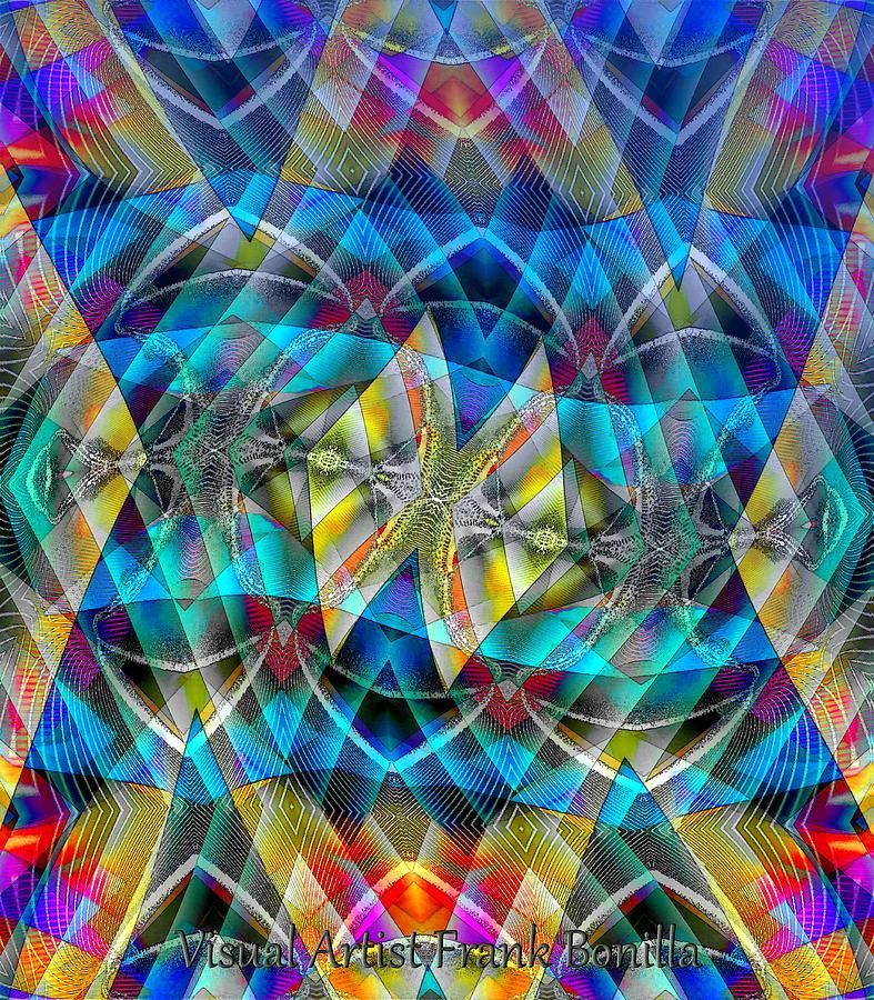 Flying Kites Digital Art