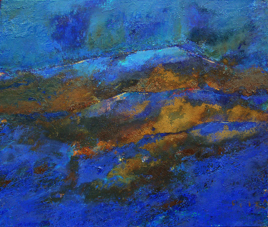 Fog Of Mihail Grecu Painting