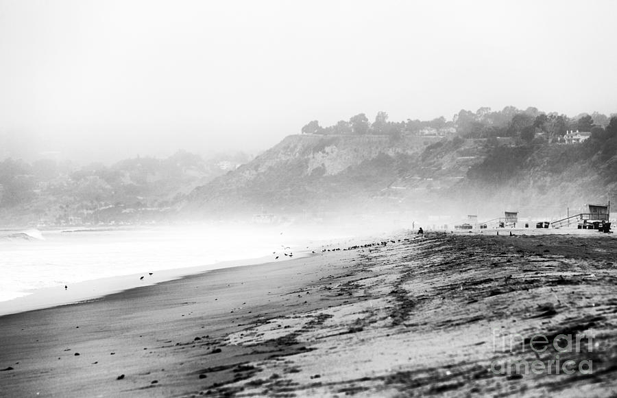 Fog Rolling In Photograph  - Fog Rolling In Fine Art Print