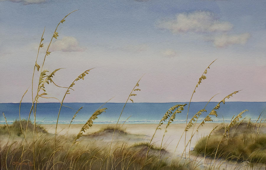 Folly Beach Painting