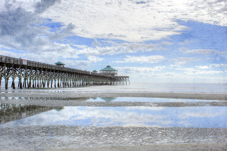 Folly Beach Photograph  - Folly Beach Fine Art Print