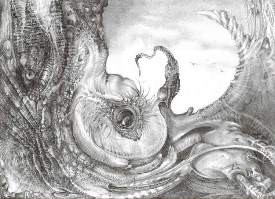 Fomorii Incubator Drawing
