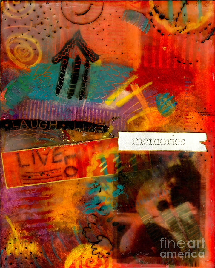 Fond Memories Mixed Media