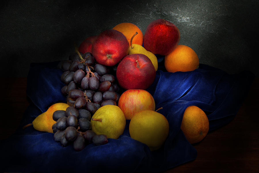 Food - Fruit - Fruit Still Life  Photograph  - Food - Fruit - Fruit Still Life  Fine Art Print