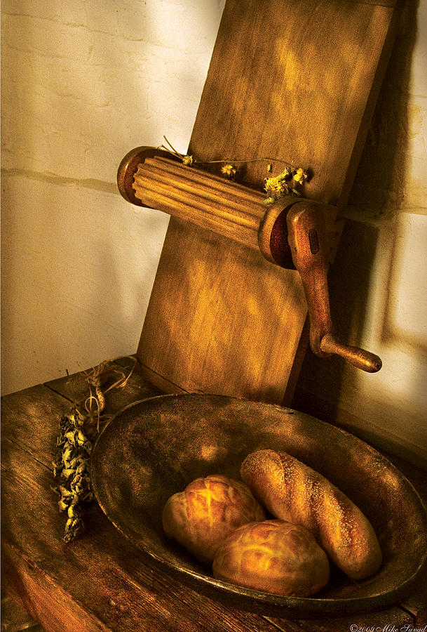 Food -  Bread  Photograph  - Food -  Bread  Fine Art Print