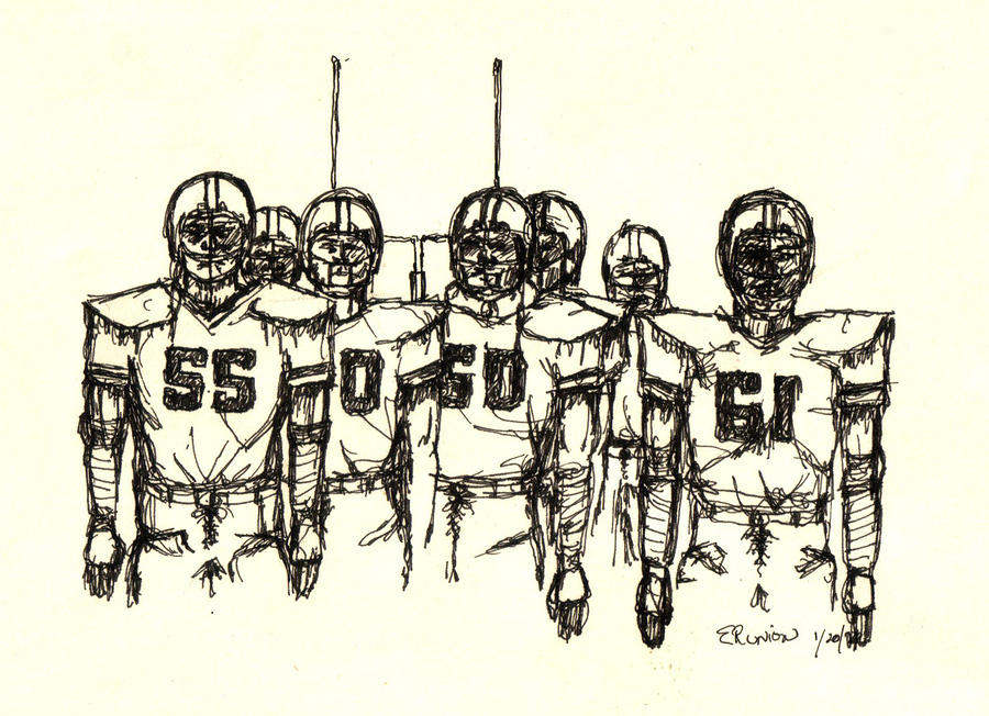 Football Nasties Mixed Media