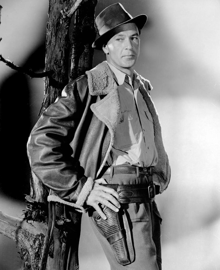 For Whom The Bell Tolls, Gary Cooper Photograph