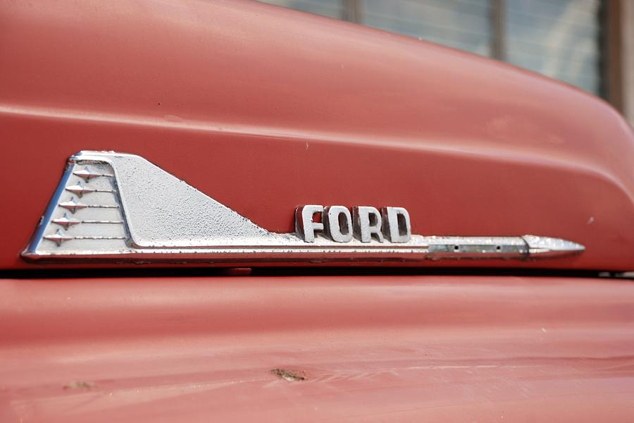 Ford Arrow Photograph  - Ford Arrow Fine Art Print