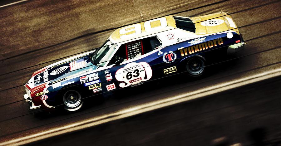 Ford Gran Torino Photograph