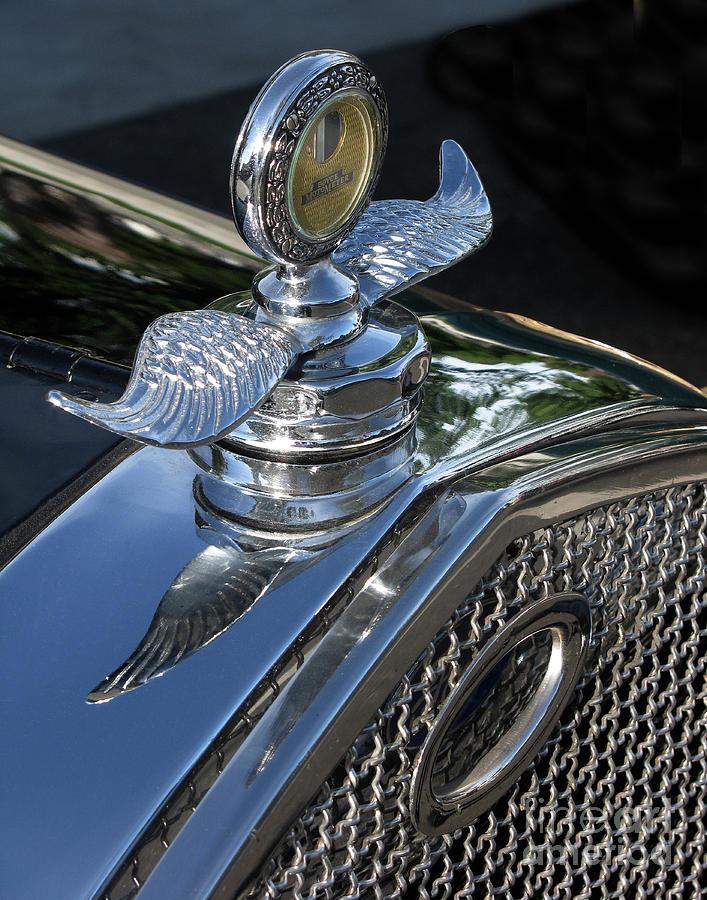 Ford Hood Emblem Photograph