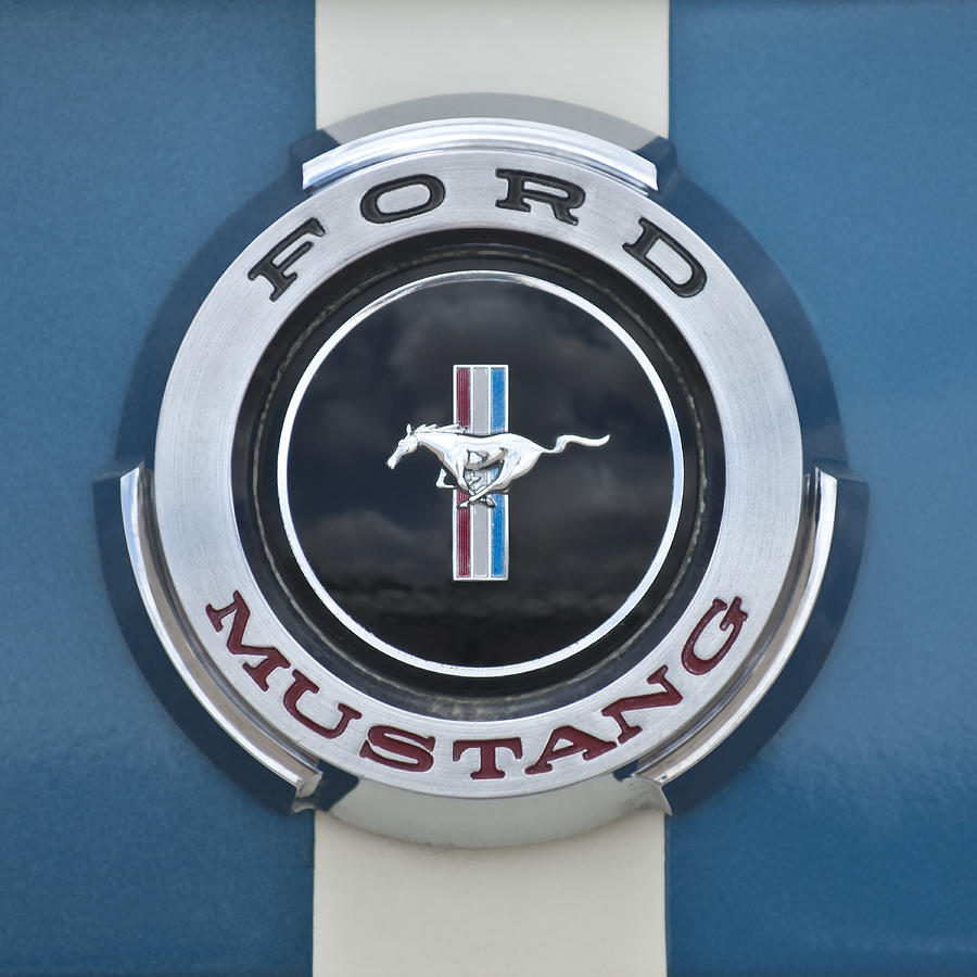 Ford Mustang Emblems Ford Mustang gt 350