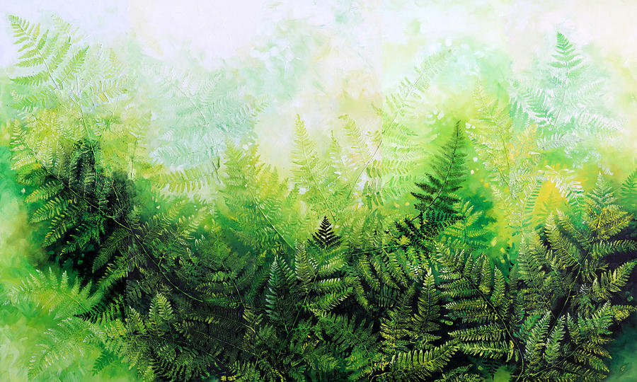 forever ferns by hanne lore koehler