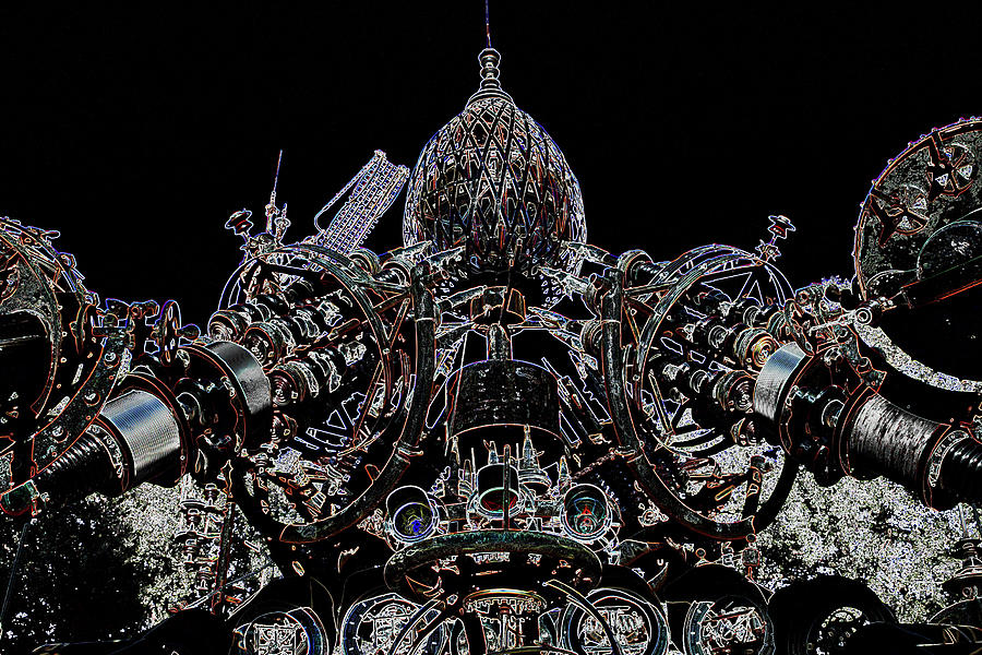 Forevertron Photograph  - Forevertron Fine Art Print