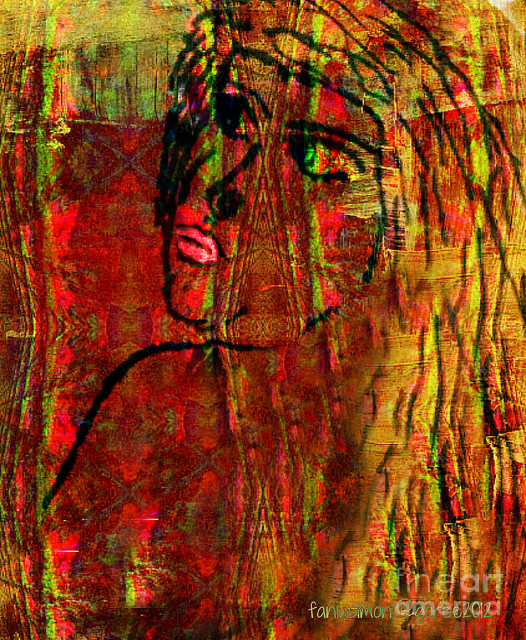 Forgotten Mixed Media  - Forgotten Fine Art Print