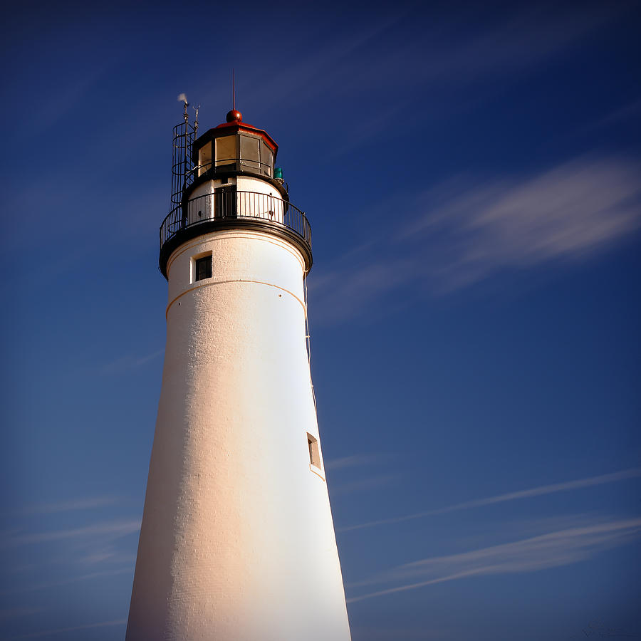 Fort Gratiot Lighthouse Photograph  - Fort Gratiot Lighthouse Fine Art Print