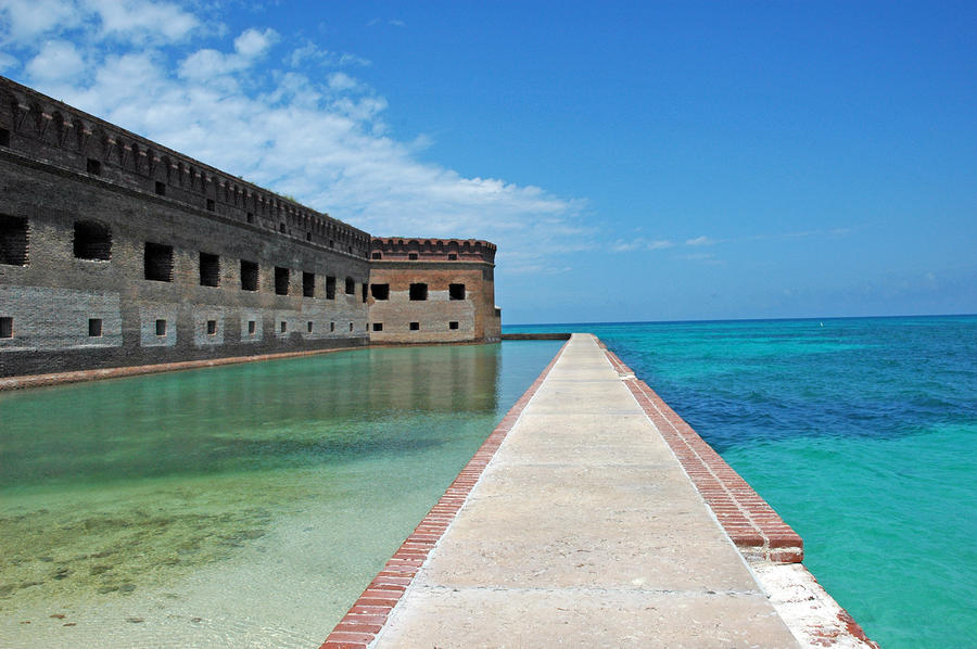 Fort Jefferson Dry Tortugas Photograph