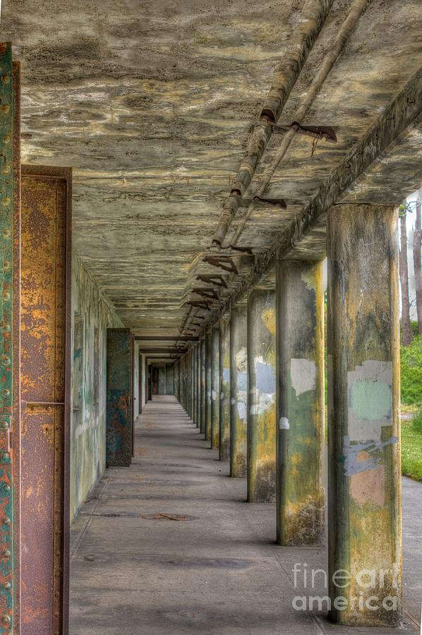 Fort Worden Washington State Park Photograph