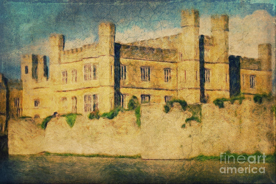 Fortress Painting  - Fortress Fine Art Print