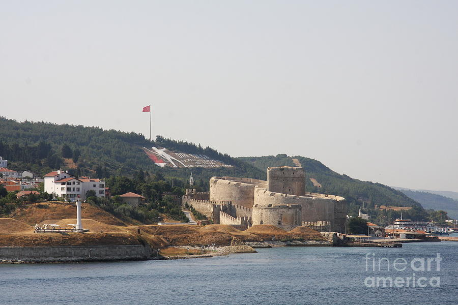 Fortress Canakkale - Dardanelles Photograph