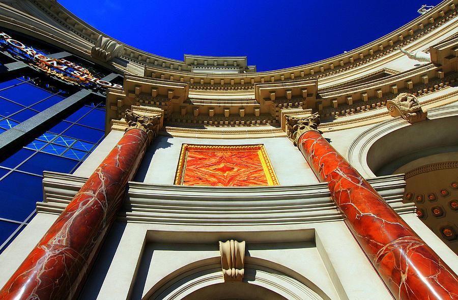 Forum Shoppes Entrance V Photograph