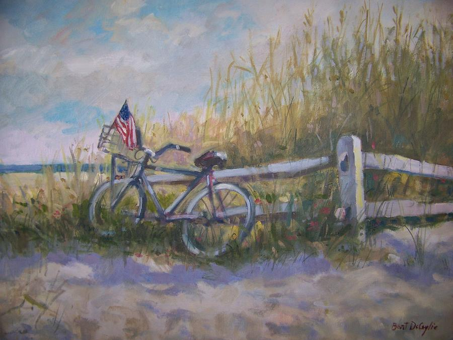 Fourth Of July Painting  - Fourth Of July Fine Art Print