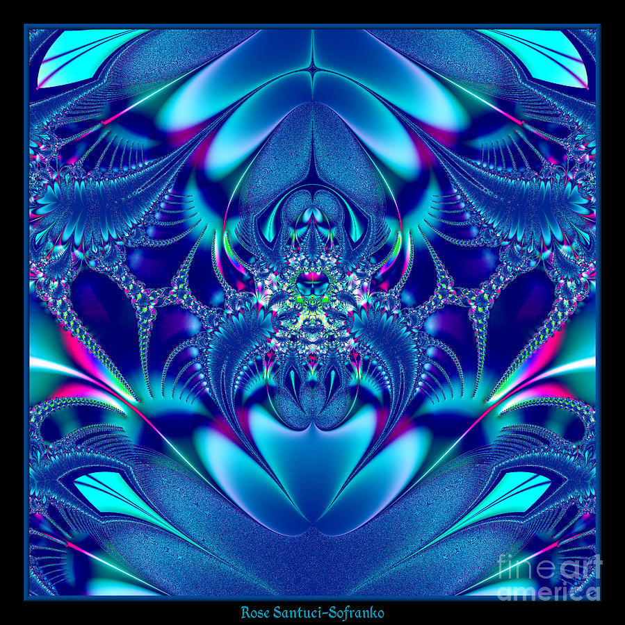 Fractal 2 Digital Art