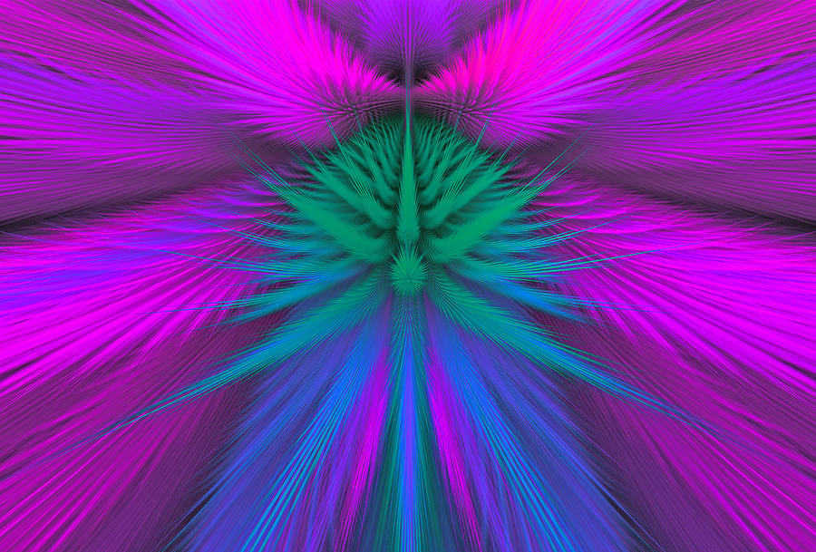 Fractal 38 Digital Art