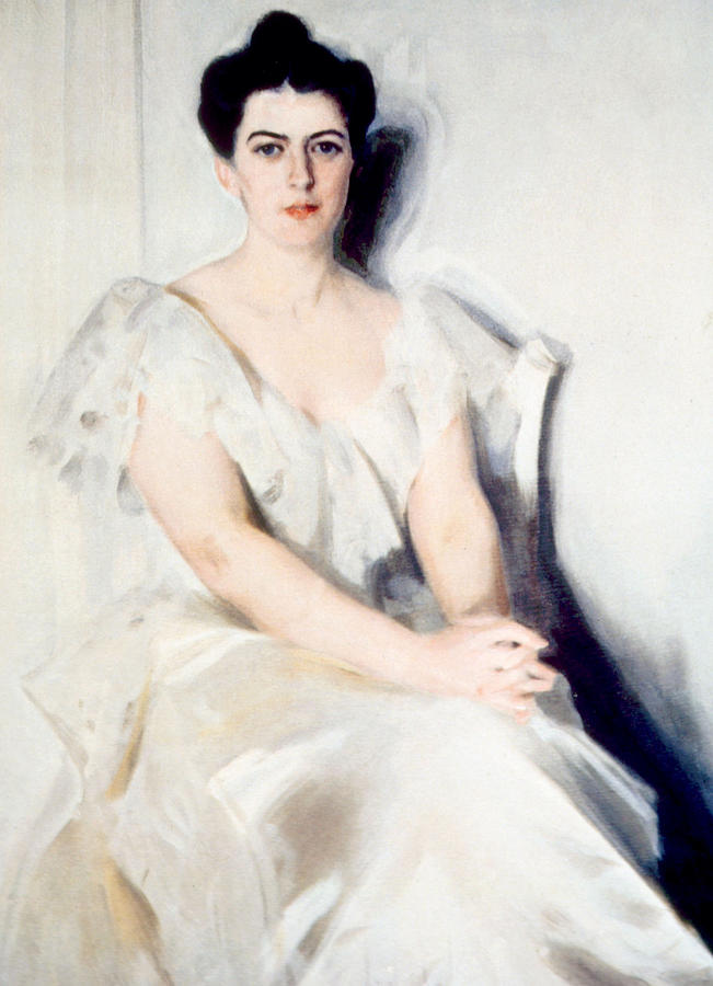 Frances Folsom Cleveland 1864-1947 Photograph