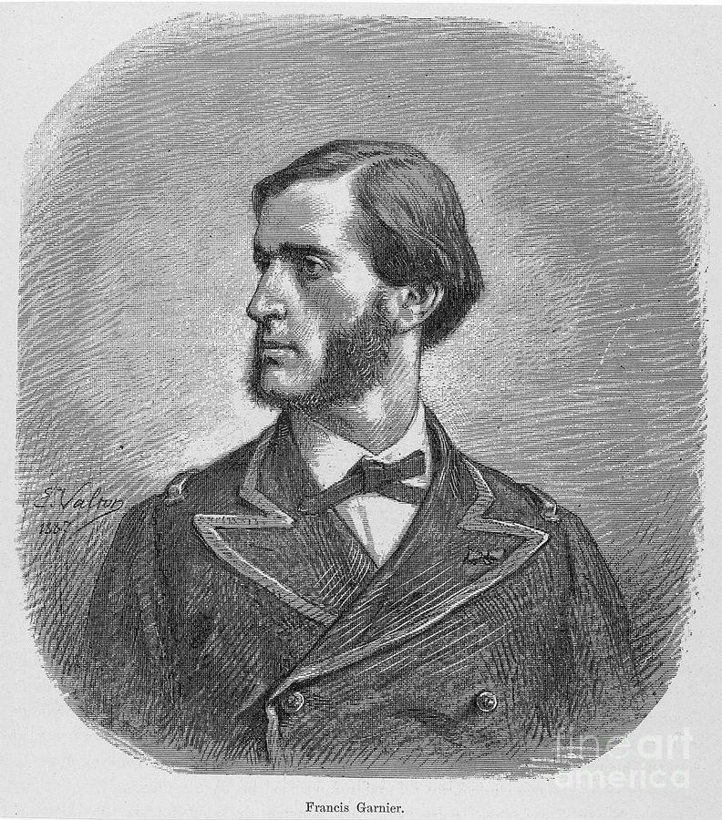 Francis Garnier (1839-1873) Photograph
