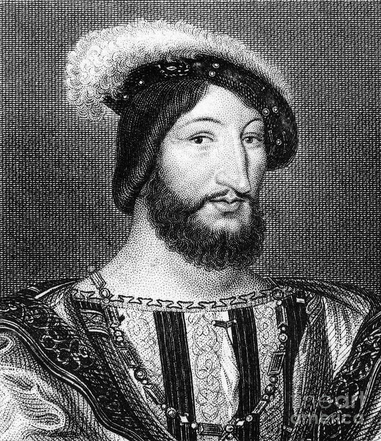 Francis I (1494-1547) Photograph
