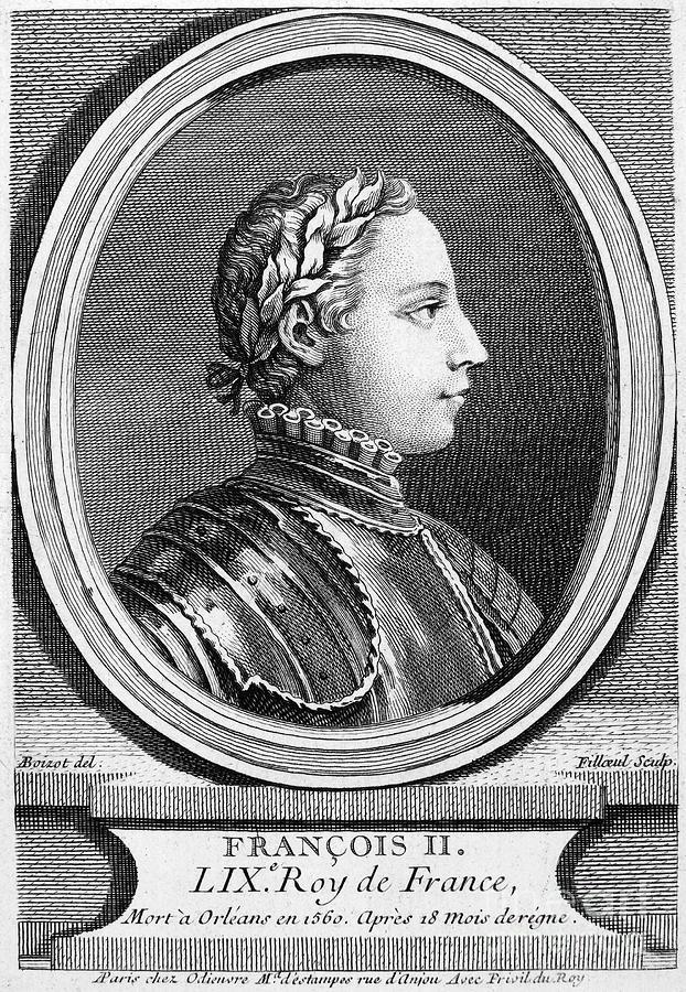 Francis II (1544-1560) Photograph