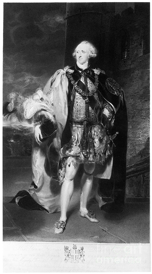 1791 Photograph - Francis Osborne (1751-1799) by Granger