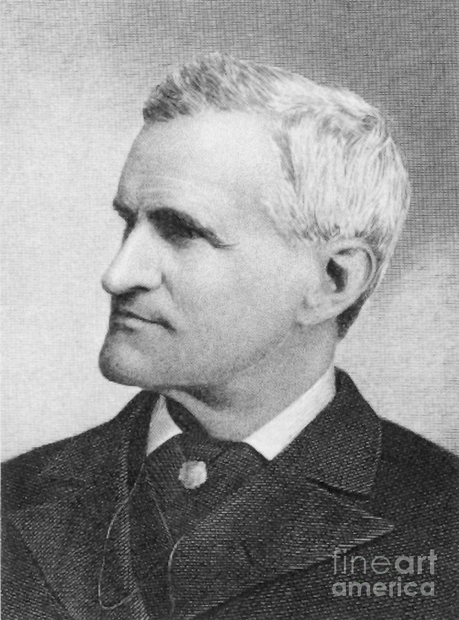 19th Century Photograph - Francis Parkman (1823-1893) by Granger