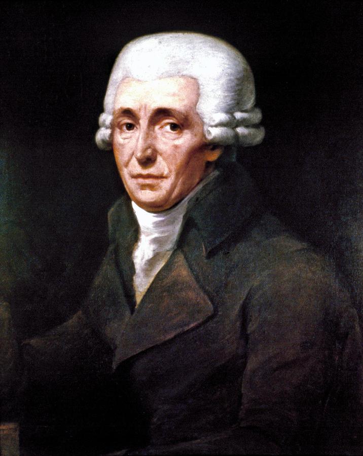 Franz Joseph Haydn Photograph