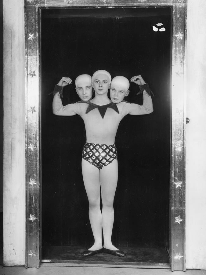 Adult Photograph - Freak Ballet by Sasha
