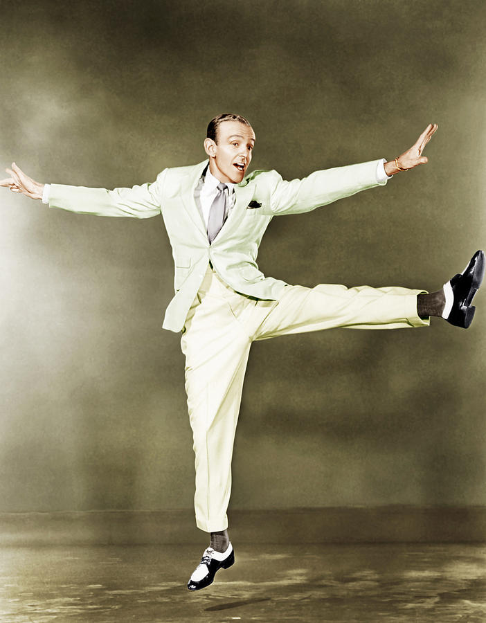 1930s Portraits Photograph - Fred Astaire, Ca. 1930s by Everett