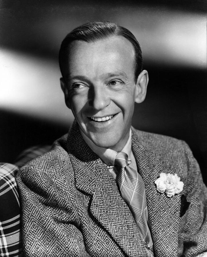 Fred Astaire, Ca. 1940s Photograph